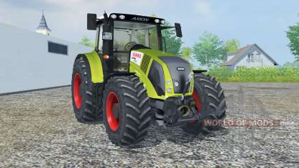Claas Axion 850 HexaShift para Farming Simulator 2013