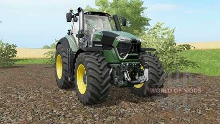 Deutz-Fahr 9290-9340 TTV para Farming Simulator 2017