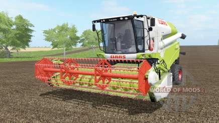 Claas Tucanꝍ 320 para Farming Simulator 2017