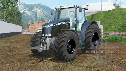 Massey Ferguson 7726 black para Farming Simulator 2015