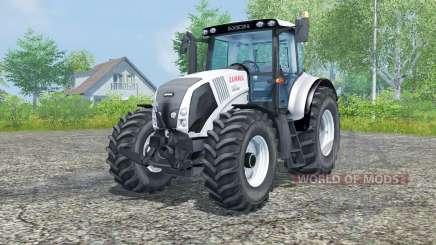 Claas Axion 820 aqua squeeze para Farming Simulator 2013