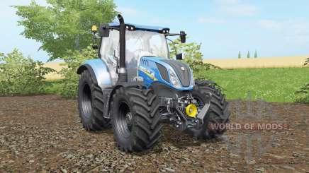 New Holland T6.145-T6.175 para Farming Simulator 2017