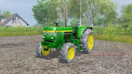 John Deere 2850 islamic green para Farming Simulator 2013