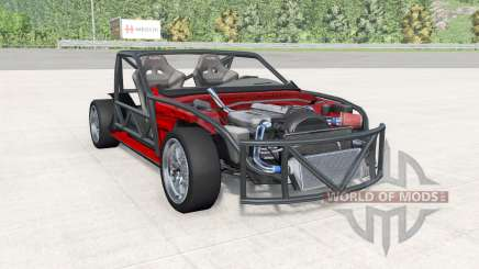 Ibishu 200BX Deathkart para BeamNG Drive