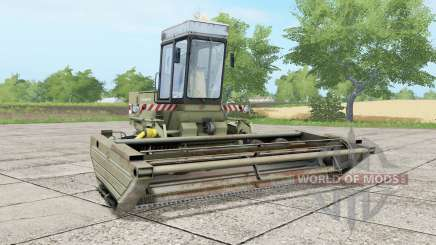 Fortschritt E 302 locust para Farming Simulator 2017