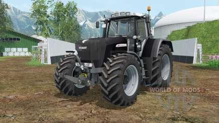 Fendt 930 Vario TMS raisin black para Farming Simulator 2015