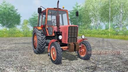 MTZ-80 Belaru para Farming Simulator 2013