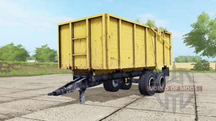 PTS-10 macio cor amarela para Farming Simulator 2017