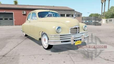 Packard Standard Eight Touring Sedan 1948 para American Truck Simulator