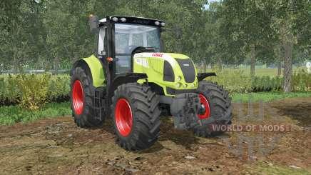 Claas Arion 620 booger buster para Farming Simulator 2015