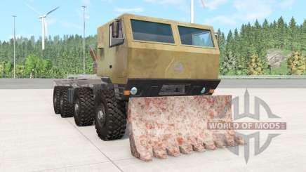 BigRig Truck v1.1.5 para BeamNG Drive