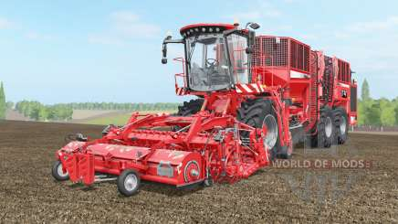 Holmer Terra Dos T4-40 sugarbeet para Farming Simulator 2017