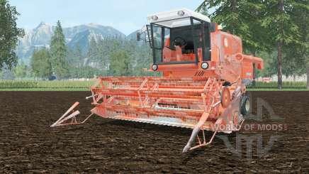 Bizon Supeᶉ Z056 para Farming Simulator 2015