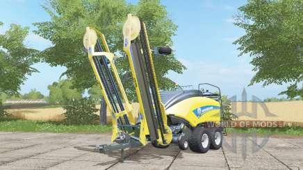 A New Holland BigBaler 1290 Ɲadal R90 para Farming Simulator 2017