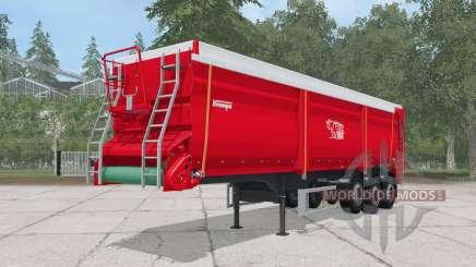 Krampe Sattel-Bandiƭ 30-60 para Farming Simulator 2015