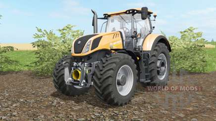A New Holland Ƭ7.290&Ƭ7.315 para Farming Simulator 2017