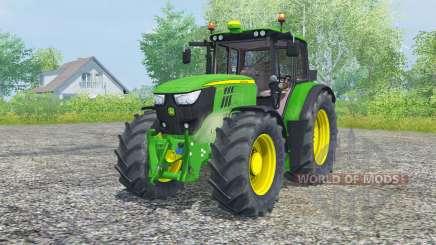 John Deere 6150M para Farming Simulator 2013