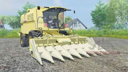 New Holland TF78 primrose para Farming Simulator 2013