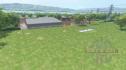 Melbury Estate v1.2.1 para Farming Simulator 2015