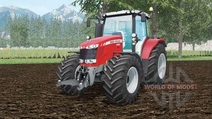 Massey Ferguson 6616 Dyna-VT para Farming Simulator 2015