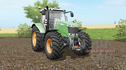 Massey Ferguson 7719-7726 color selection para Farming Simulator 2017