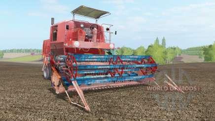 Bizon Super Z056 PGR para Farming Simulator 2017