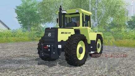 Mercedes-Benz Trac 1300 para Farming Simulator 2013