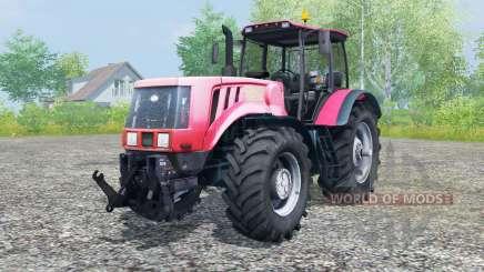 MTZ-3022ДЦ.1 Bielorrússia para Farming Simulator 2013