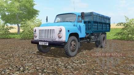 GÁS-CA-3507 para Farming Simulator 2017