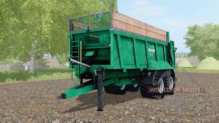 Tebbe HⱾ 180 para Farming Simulator 2017