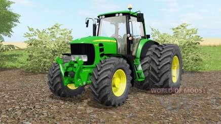 A John Deere 7430&7530 Premiuɱ para Farming Simulator 2017
