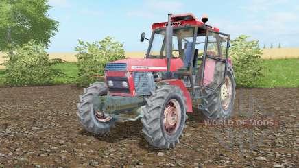 Ursus 1614 ardente rosᶒ para Farming Simulator 2017
