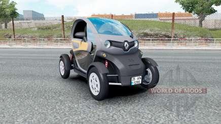 Renault Twizy Z.E. 2012 para Euro Truck Simulator 2