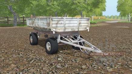 Autosaꞑ D-47 para Farming Simulator 2017