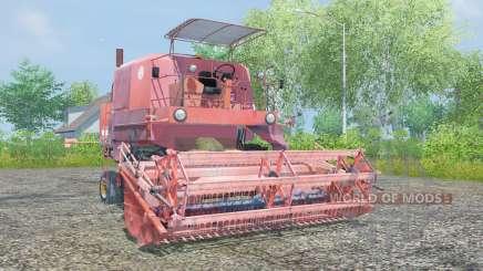 Bizon Supeᶉ Z056 para Farming Simulator 2013