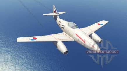 Messerschmitt Me.262 v1.1 para BeamNG Drive
