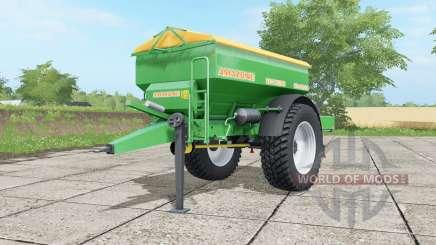 Amazone ZG-B 8200 v1.1 para Farming Simulator 2017