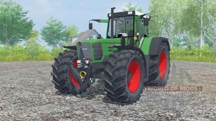 Fendt Favorit 824 Turboshifƭ para Farming Simulator 2013