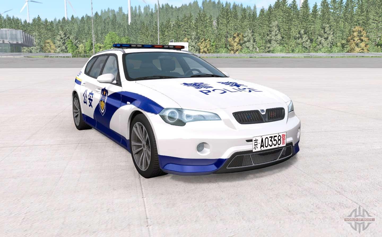 ETK 800-Series Chinese Police Para BeamNG Drive