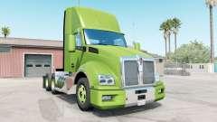 Kenworth T880 android green para American Truck Simulator