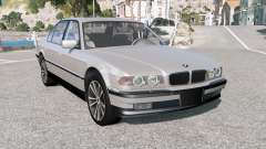 BMW 750iL (E38) 1999 para BeamNG Drive