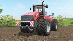 Case IH Steiger 370 twin wheelȿ para Farming Simulator 2017