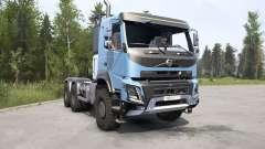 Volvo FMX 500 2013 para MudRunner