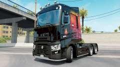 Renault T-series para American Truck Simulator