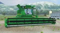 John Deere S690i spanish green para Farming Simulator 2013