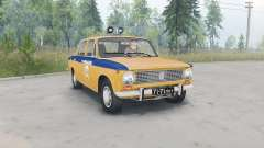 VAZ-Lada 2101 GAI URSS para Spin Tires