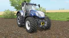 A New Holland T7.290&T7.315 Pesado Dutỿ para Farming Simulator 2017