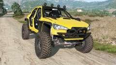 Hirochi Sunburst Rock Crawler v0.1 para BeamNG Drive