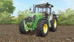 John Deere 5085M FL console para Farming Simulator 2017