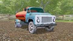 GAZ-53 caminhão para Farming Simulator 2017